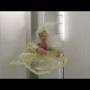 Other - Beautifully Dress Girl Ornament